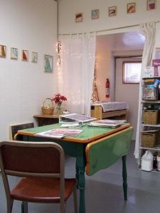 Laura Tyler's studio